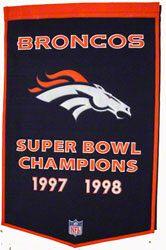 Denver Broncos Football.