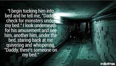 2 Sentence Horror Stories - Imgur