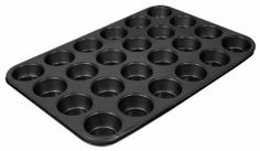 "24 Cup Muffin Pan Non-stick Stainless Steel *Great Quality* by Chefs Pal. $25.00. Individual Cup Size: 3"" diameter x 1 3/16"" height. Easy to Clean - Lasting Quality!. Multiple uses such as cupcake. 24 cup non-stick muffin pan Stainless Steel. Ideal use for restaurant, catering, buffet, and other. 24 cup non-stick muffin pan is made of iron and features nonstick coating for easy food release and clean-up. It is ideal for any type of muffin including cupcake. Multiple usage..."