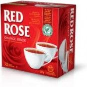 Free Sample of Red Rose Tea
