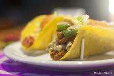 Tacos en #LaCalacaTaqueria #MogiDasCruzes