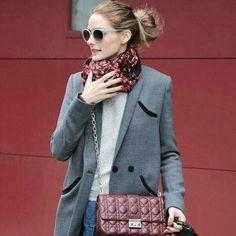 Olivia Palermo - Miss Dior Promenade Pouch Bag