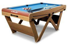 Riley Folding Pool Table