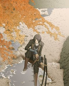 Hijikata - hakuouki Fan Art