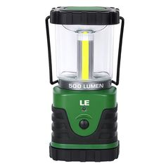 SUPER POWERED 18 LED LANTERN Auto Emergency LIGHT With Dimmer Switch /& Compass