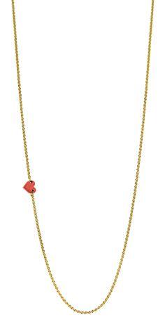 Angelina Heart Necklace