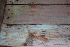 Beyond The Picket Fence: Pallet Bookshelf