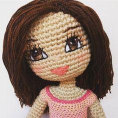 Kindabam Crochet #crochet #crochetdoll #amigurumi #amigurumidoll #customiseddoll #eyesembroidery #handmadedoll