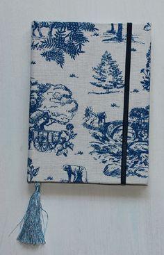 #azul Cuadernos Artesanales #HUMABindery diseños únicos, personalizados. Buscanos en FB y en TW !
