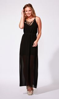 Ladies Dresses Online   Havana Ring Maxi   SASS
