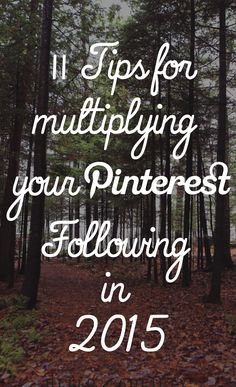 11 Tips for Multiplying Your Pinterest Following in 2015 | HelloSociety Blog