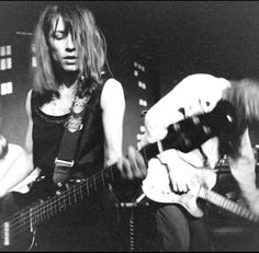 Kim Gordon on how to be creative (in music & love)