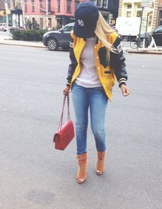 #NYStyle #SexyCasual