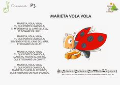 Marieta vola, vola Musicals, Songs, School, Blog, Kids, Animals, Decorating, Kids Songs, Sheet Music