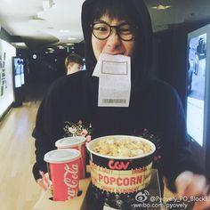 ★ Seven Villains Po Block B, Pyo Jihoon, Ethnic Recipes, Kpop, Twitter, Boys, Bees, Boyfriends, Baby Boys