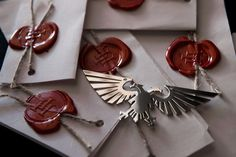 Special letter with sealing wax by Snoopyc on DeviantArt