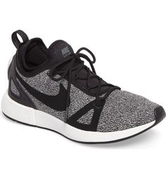 Inspired by Nike's high-performance Duelist racing shoe, this street-performance sneaker delivers durable, reliable cushioning and all-day comfort. The inner sock hugs the foot for a contoured, snug fit while the exterior knit cage provides flexible bounc Knit Sneakers, Shoes Sneakers, Racing Shoes, Nike High, Best Running Shoes, School Shoes, Shoe Shop, Ten, Sock Shoes