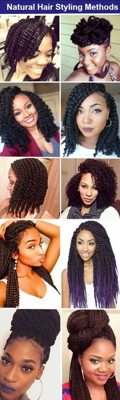 Proactive Vs Protective Natural Hair Styling for black natural healthy hair