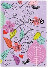 Collins Enchanted Page a Day Diary - Academic - Diaries, Calendars & Planners - Office Supplies Page A Day Diary, 5 Year Diary, Academic Diary, Business Diary, Waterman Pens, Enchanted, Calendar, Office Supplies, Stationery