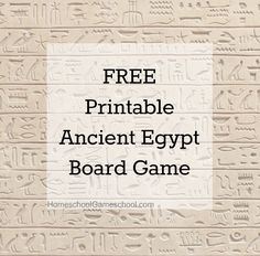 Miss Dreamer, Mister Man, Mister Giggles & I are drawing our unit on ancient Egypt to a close. If the kids were in traditional school they would probably be asked to take a written test to prov...