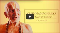 For lovers of #yoga history... Krishnamacharya: The Father of Modern Yoga