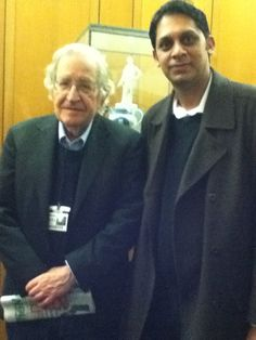"""""""Spiritual Human"""" Interview with Noam Chomsky Noam Chomsky is Institute Professor and Professor of Linguistics (Emeritus) at MIT, an institution at which he has taught since 1955. He is one of the ..."""