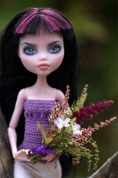 •MonsterHouse• Вязание для кукол