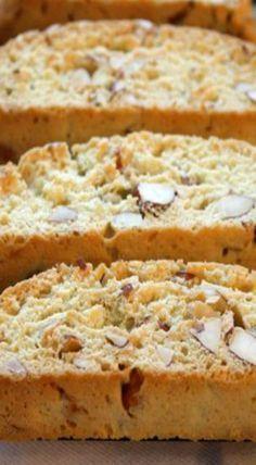 almond biscotti                                                                                                                                                                                 More