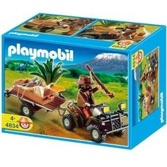 Playmobil Ranger with Quad Bike and Trailer >>> You can get more details by clicking on the image.
