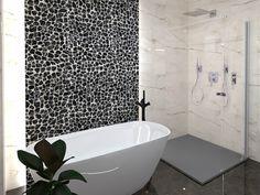 3D látványterv Imola The Room burkolattal #3dlátványterv #3dlátványtervezés #baustyl #lakberendezes #lakberendezesiotletek #stylehome #otthon #homedecor #inspiration #design #homeinspiration #interiordesign #interior #elevation #3dplan #bathroom #bathtub #shower #Imola #ImolaTheRoom #tiles 3d Visualization, Clawfoot Bathtub, Bathroom Ideas, Home Decor, Decoration Home, Room Decor, Home Interior Design, Home Decoration, Decorating Bathrooms