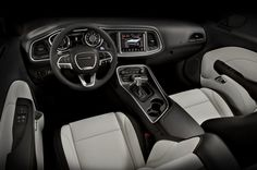 New Review Dodge Challenger Specs Interior View Model