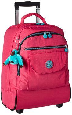 Kipling Sanaa Fashion Backpack, Enjoy The Waves, One Size Kipling Handbags, Kipling Bags, Cute Backpacks For School, Shoulder Handbags, Shoulder Bag, Types Of Handbags, Bag Quotes, Buy Backpack, Backpack With Wheels