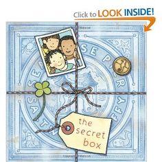 The Secret Box by Barbara Lehman (ages 4-8)