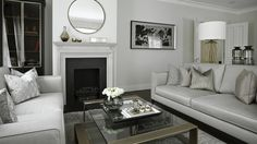 Luxury Residence in Hampstead By Boscolo Interior Design Studio - L' Essenziale