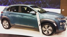 Anytime 2019 Motor Show Hyundai Kona Electric EV Athens Greece Athens Greece, Electric Cars, Vehicles, Instagram, Car, Vehicle, Tools
