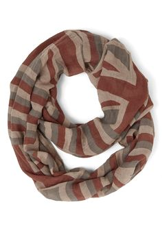 London Calling My Name Scarf. For a glam globe-trotter such as yourself, this 100% cotton, Union-Jack-printed infinity scarf was meant to be! #multi #modcloth