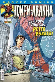 Homem-Aranha n° 7 - Panini