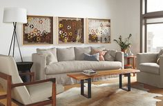 Chilton Bench in Cherry - Cocktail Tables - Living - Room & Board