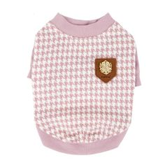 Authentic Puppia Classic Double Roundneck Shirt Indian Pink Large *** Continue to the product at the image link.