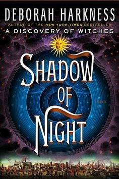 A sequel! Shadow of Night