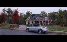 Audi TT Cabrio – The Joneses (2009) Movie Scene