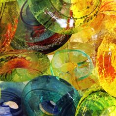 Ecosistema de Vitrorganismos...🔬😁 Pensando, creando ando. Painting, Glass Bottles, Atelier, Studio, Art, Painting Art, Paintings, Drawings