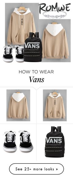 """contest"" by rusko322 on Polyvore featuring Vans"