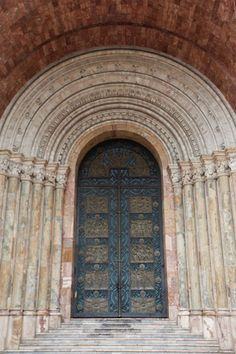 Portal de la Catedral de Cuenca, Cuenca, Ecuador