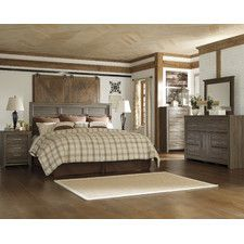 Limited supply Juararo Panel Bedroom Collection Online Wholesale