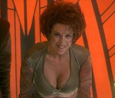 Alien females of star trek deep space nine | DS9 Stories/News: Bajoran Women of DS9 (7)