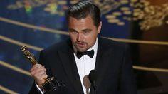 ¡Lo logró! Leonardo DiCaprio ganó su primer Oscar