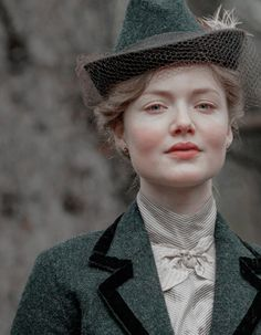 """lochiels: """"  Holliday Grainger as Lady Constance Chatterley in Lady Chatterley's Lover (2015) """""""