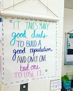 Keep the quote this week! gooddeeds keepthequote is part of Classroom quotes - Keep the quote this week! gooddeeds keepthequote Source by Quotes For Students, Quotes For Kids, Great Quotes, Me Quotes, Motivational Quotes, Inspirational Quotes, Daily Quotes, Class Quotes, School Quotes