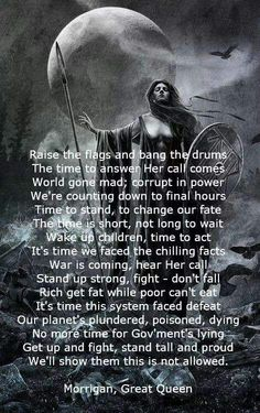 Shared by American Witchcraft on FB. Celtic Goddess, Celtic Mythology, Wicca Witchcraft, Pagan Witch, Witches, Moon Witch, Wiccan Spell Book, Eclectic Witch, Book Of Shadows